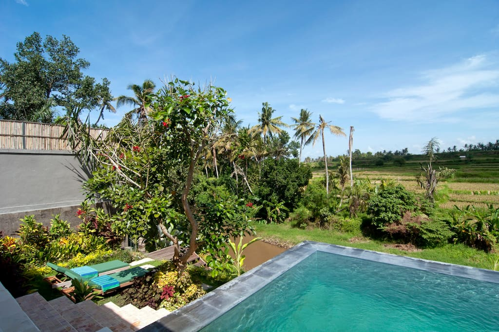 villa abian saba le jardin de bali bed breakfasts