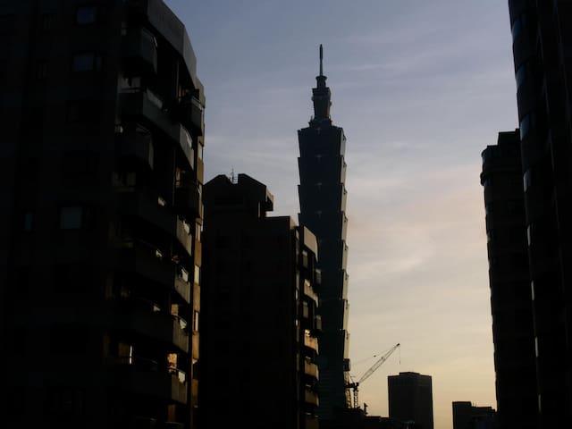 Taipei101 Songde apartments house - Daerah Xinyi - Apartmen