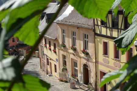 HOSTEL v Lokti přímo pod hradem - Loket - Haus