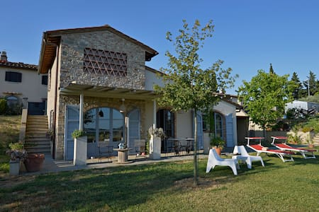 Charming house in the Chianti - Poppiano