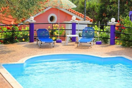Cosy studio with pool and wifi  in Kefalonia - Kefalonia Prefecture