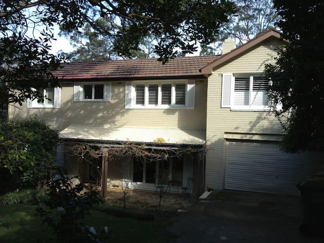 Renovated Character Home & Pool - Killara - Hus