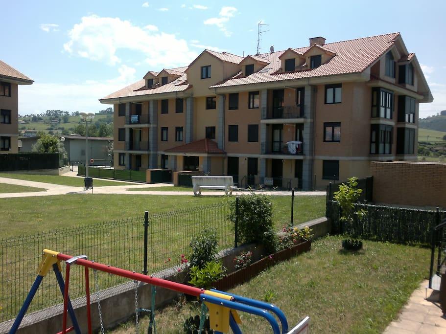 Piso en meruelo cantabria spain apartamentos en - Alquiler de pisos en cantabria ...