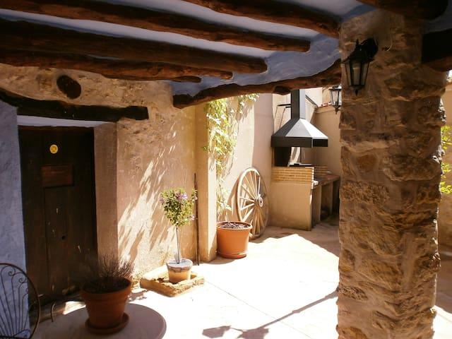 Apartamento Rural Los Almendros - La Codoñera - Apartment