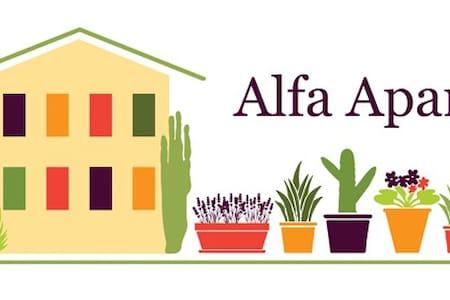 Alfa Apartments Studio No 8 - Sleeps max 2 people - Tulbagh