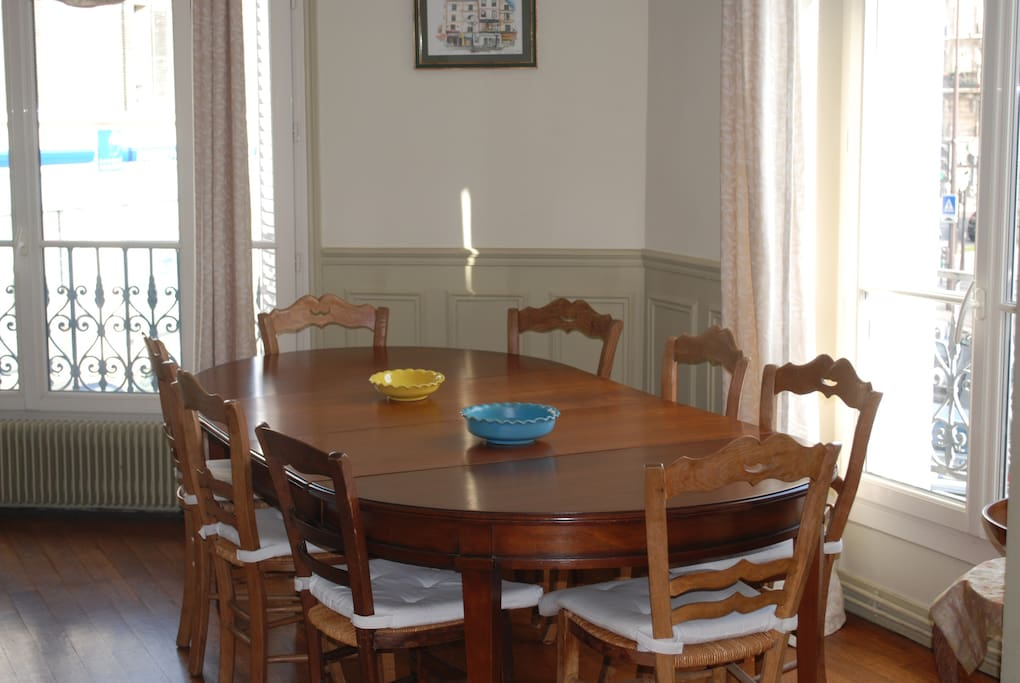 salle à manger 8 personnes