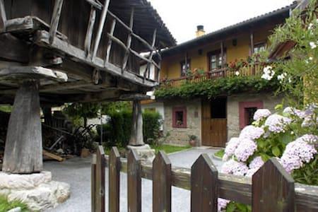Casa rural La Rebolona - Ribera de Arriba  - Casa