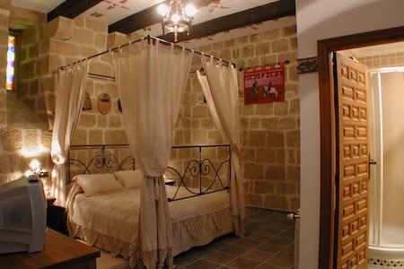 """Habitación """"Poterna"""" (1ª planta) - Baños de Rioja"""