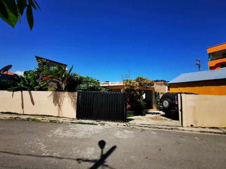 La Gaviota, casa familiar a 2min de la playa