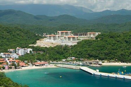 Departamento Las palmas Santa Cruz Huatulco