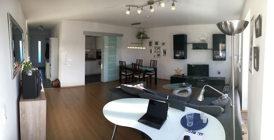 Penthouse Wohnung zum Wohlfühlen - Oldenburg - Pis