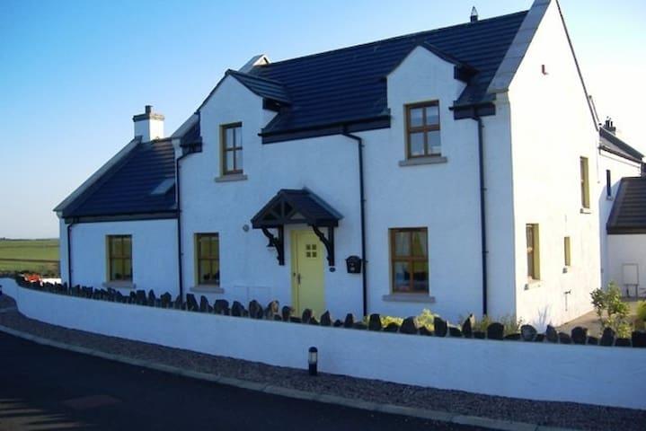 12 Aird Clachan - Bushmills - Huis