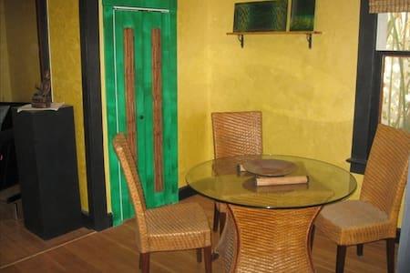 The Emerald of Bisbee Eco-Lodge - House