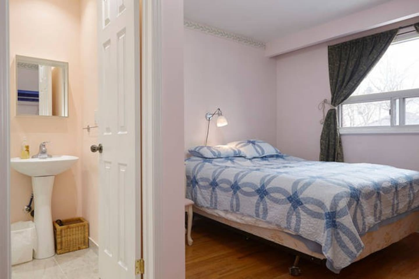 Private room with 3 pcs Ensuite