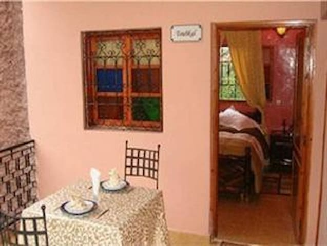 Suite Toubkal - Ourika - Bed & Breakfast
