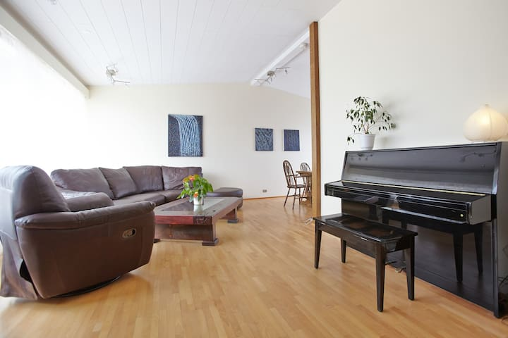 Comfortable and quiet holiday home  - Kopavogur