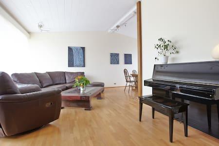 Comfortable and quiet holiday home  - Kopavogur - Casa