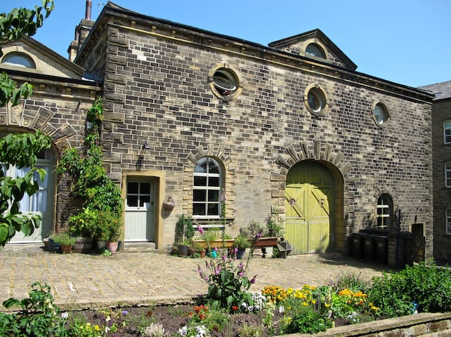 Oats Royd Barn S/C Loft Apartment - Halifax, Hebden Bridge - Квартира