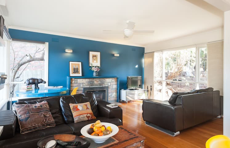 4 Bedroom Melbourne Home & Garden - Viewbank - House