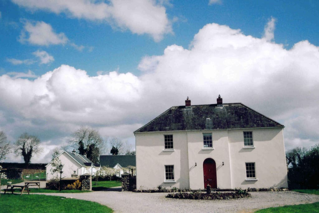 Croan House and Cottages