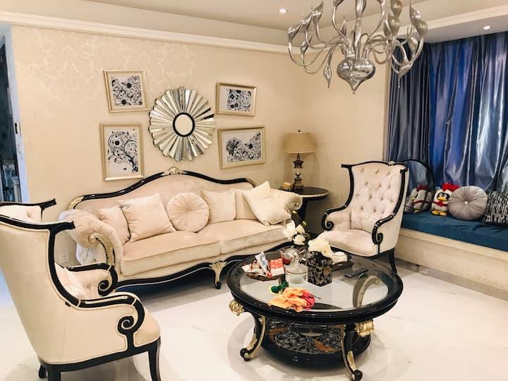 金银湖的精装美宅-客卧的自由空间