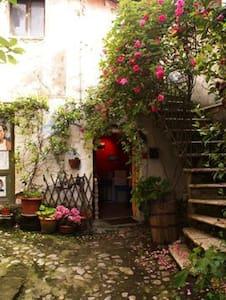Intera casa/apt a calcata vecchia - Calcata Vecchia - Maison écologique