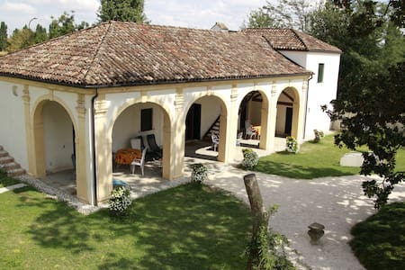 Charming Resort in a Historical  Villa - Tiglio - Mira Taglio - Apartmen