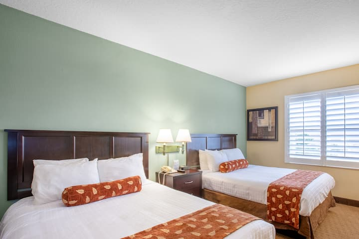 One Bedroom Condo-Near Universal Studios -Sleeps 5