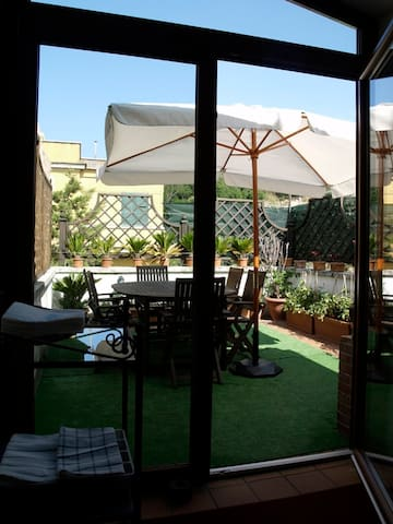 Apart. babyfriendly in Rome S.Peter - Rome - Apartment