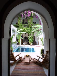 riad dar elassafir marrakech - Marrakesch - Bed & Breakfast