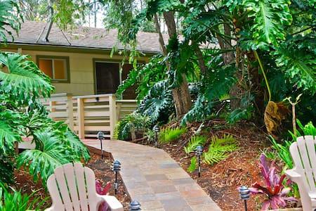 Maui Olinda Forest Retreat     - Makawao - Ev