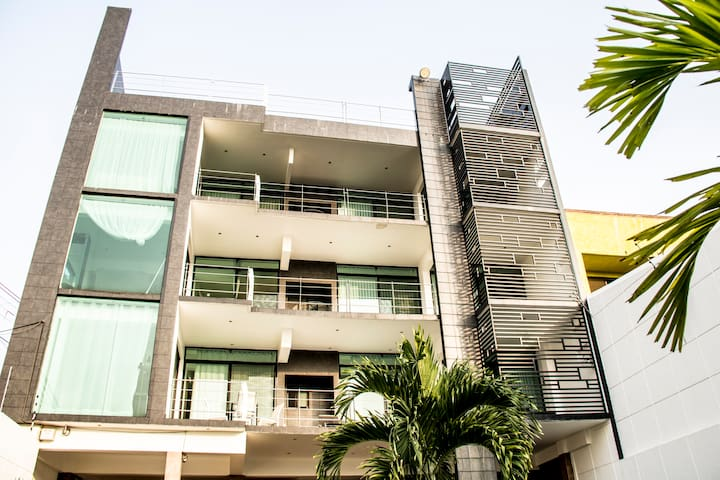 Apartments for rent in Cuernavaca Skybrux - Tres de Mayo - Apartment