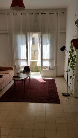 Lovely room with privet balcony - Florentine TLV