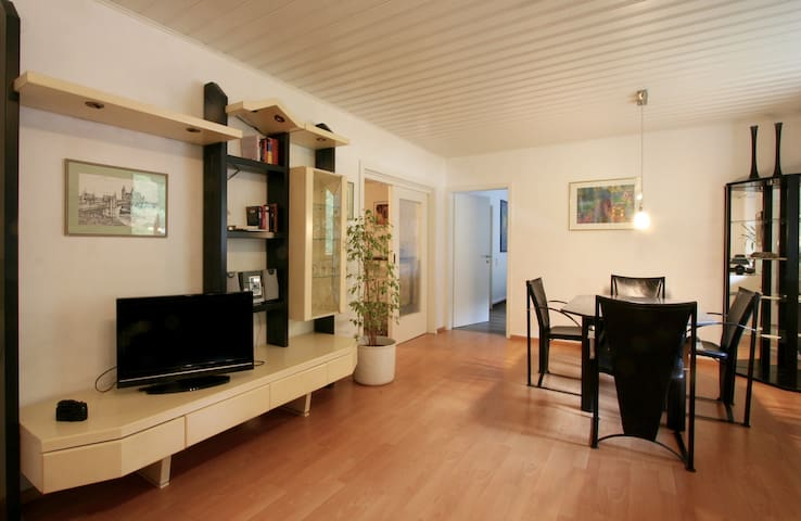 Nice holiday flat in Eifel region - Close to Trier - Auw an der Kyll - Daire