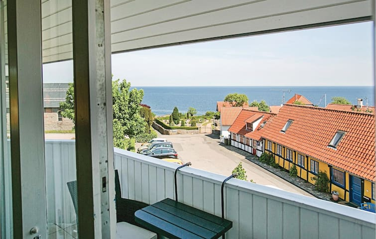 Holiday apartment with 1 room on 52m² in Gudhjem