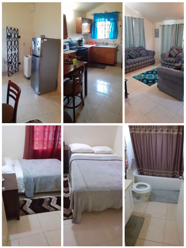2 bedroom in gated community