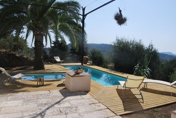 Modern villa and spectaculars views - Mancor de la Vall - House