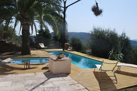 Modern villa and spectaculars views - Mancor de la Vall