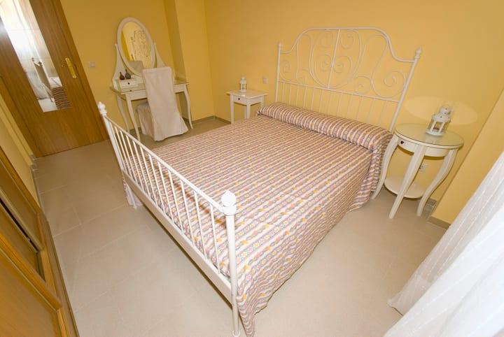 Habitacion limpia y fresquita 1