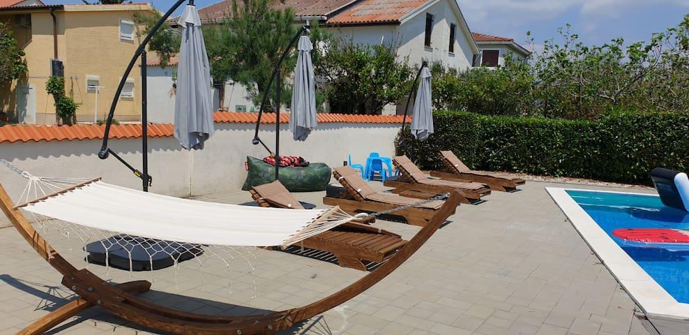 Villa Rita ..pool..boat mooring..jet ski..