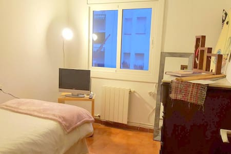 Habitación individual muy acogedora - Arenys de Munt