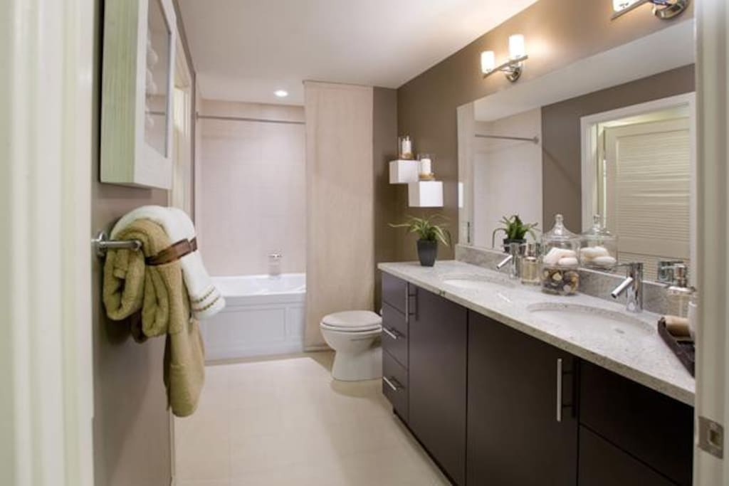[1579] Luxury 2 BRs in Crystal City