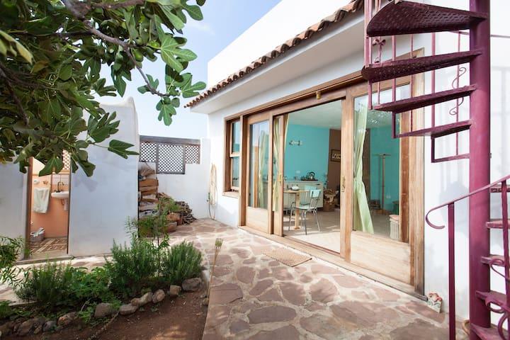 EL ARBOL DE MACADAMIA - San Cristóbal de La Laguna - Leilighet