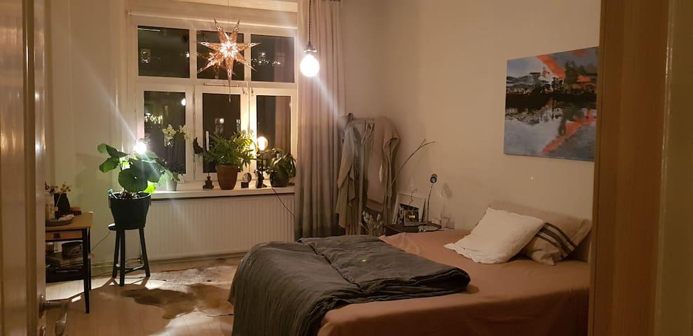 1 rum i centrala Göteborg uthyres