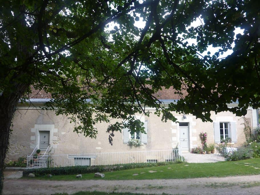 The Moulin du Mesnil