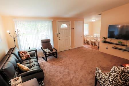 Quiet 3 Bedroom Home Near U of M - House