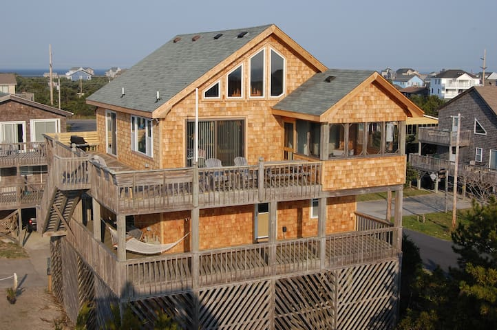 Oceanfront Views! Oceanside Prices! - Avon - Casa