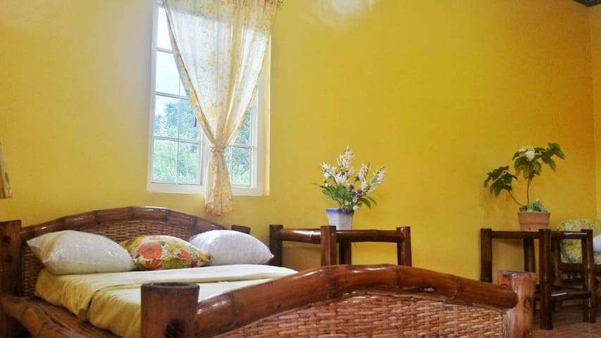 Yellow Room - Bagakay G. Residence