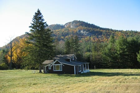 Adirondack Cottage Jay Whiteface Lake Placid NY - Jay