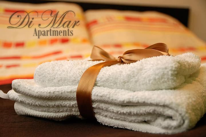 DiMar Apartment in the city center